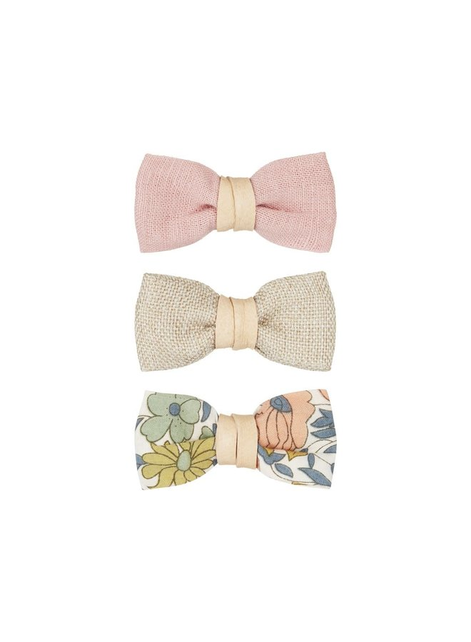 Farmgirl Bow Clips