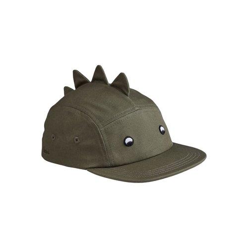 Liewood Rory Cap - Faune Green Dino
