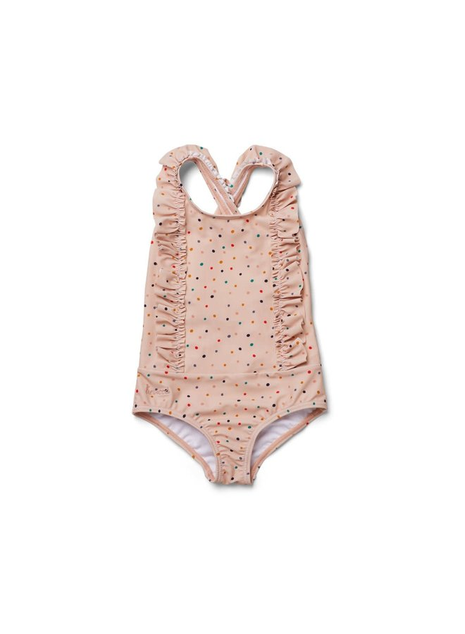 Moa Swimsuit - Confetti Mix