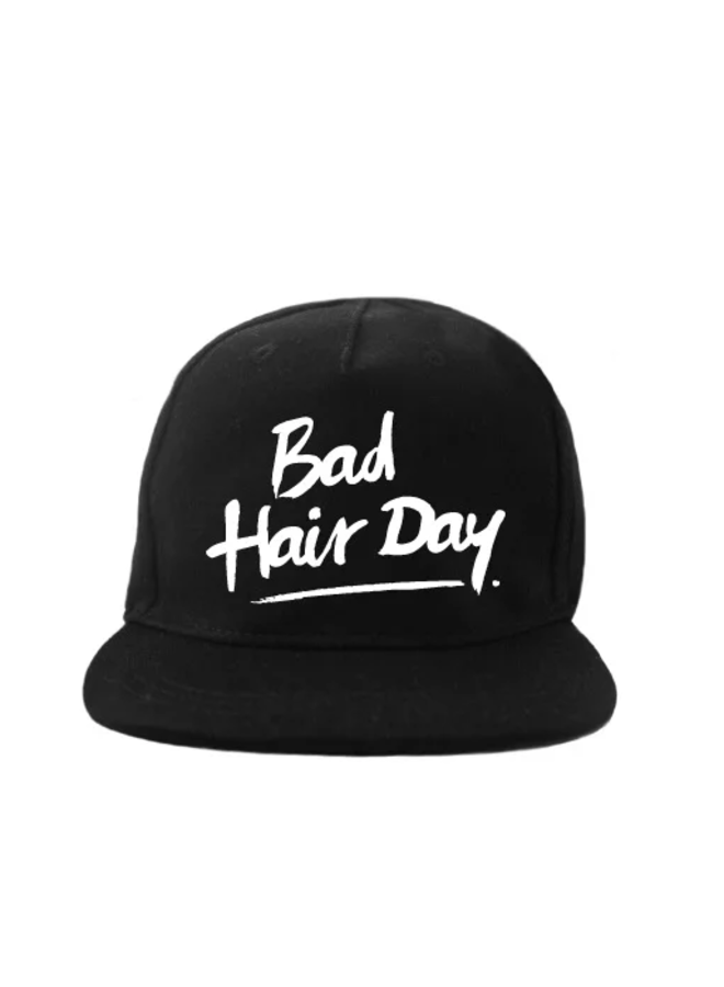 Cap Bad Hairday - Black