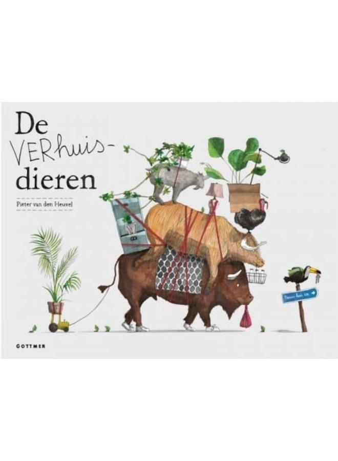 Pieter van den Heuvel - De Verhuisdieren