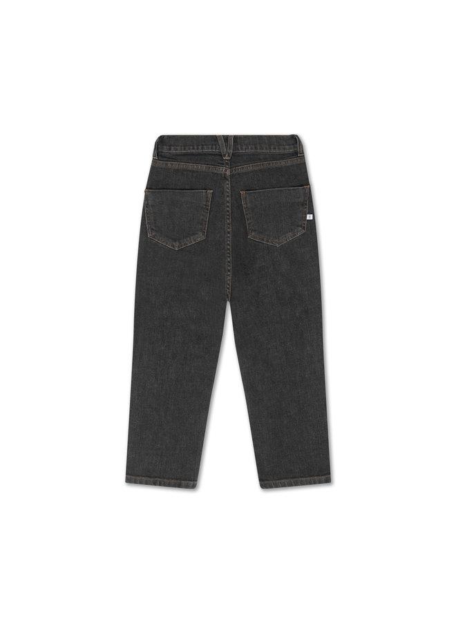 Denim 5 Pocket - Charcoal
