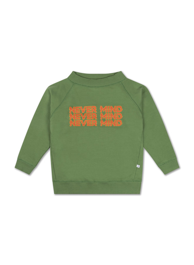 Classic Sweater - Hunter Green