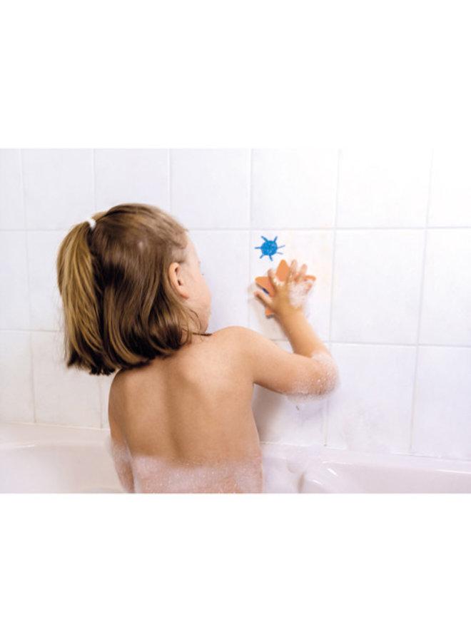Badspeelgoed - Kleuren In Bad