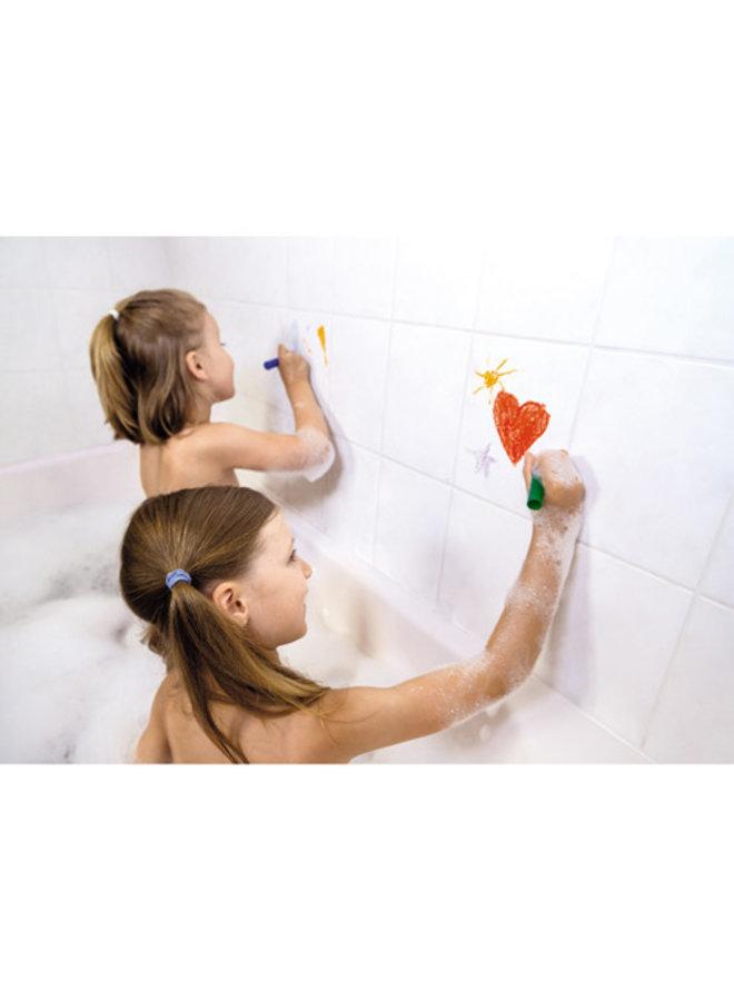 Janod - Badspeelgoed - Kleuren In Bad