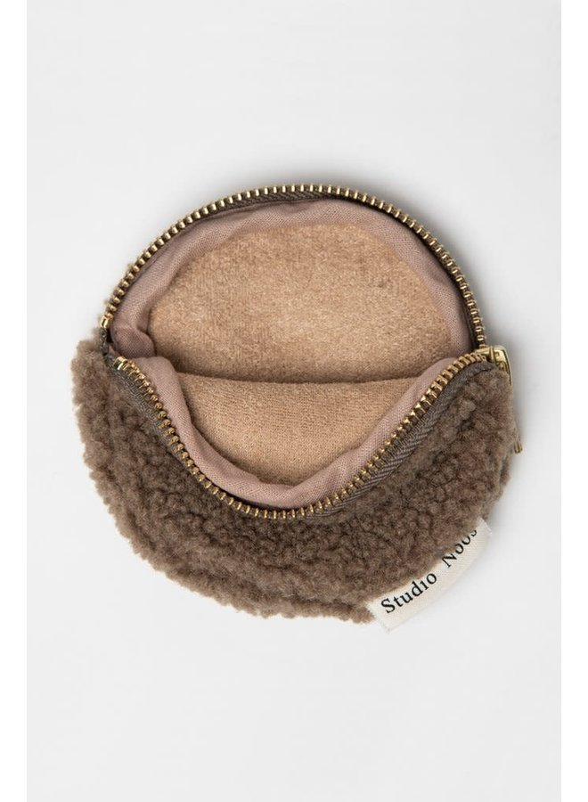 Chunky Wallet Brown