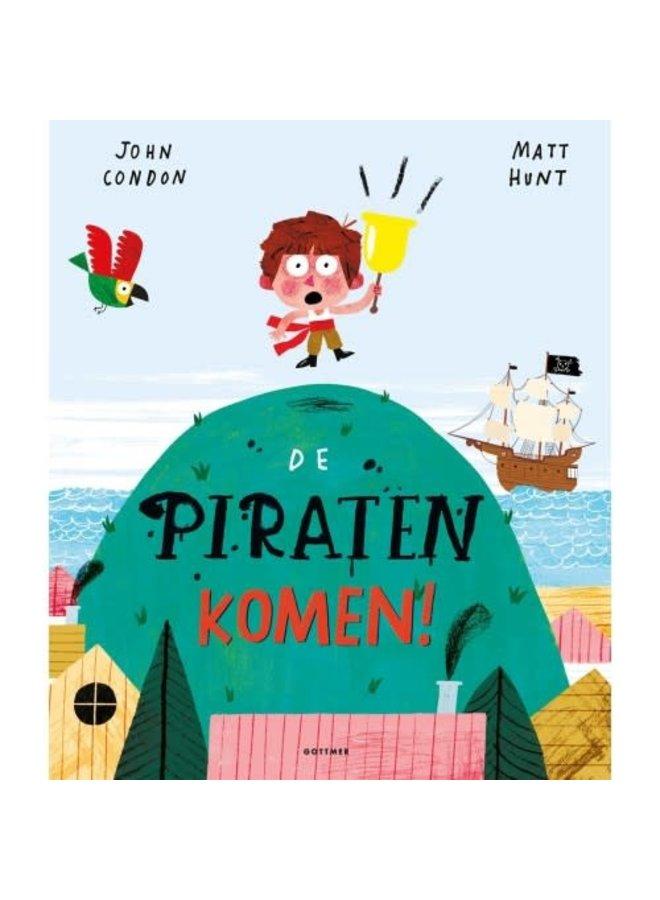 De piraten komen! - John Condon