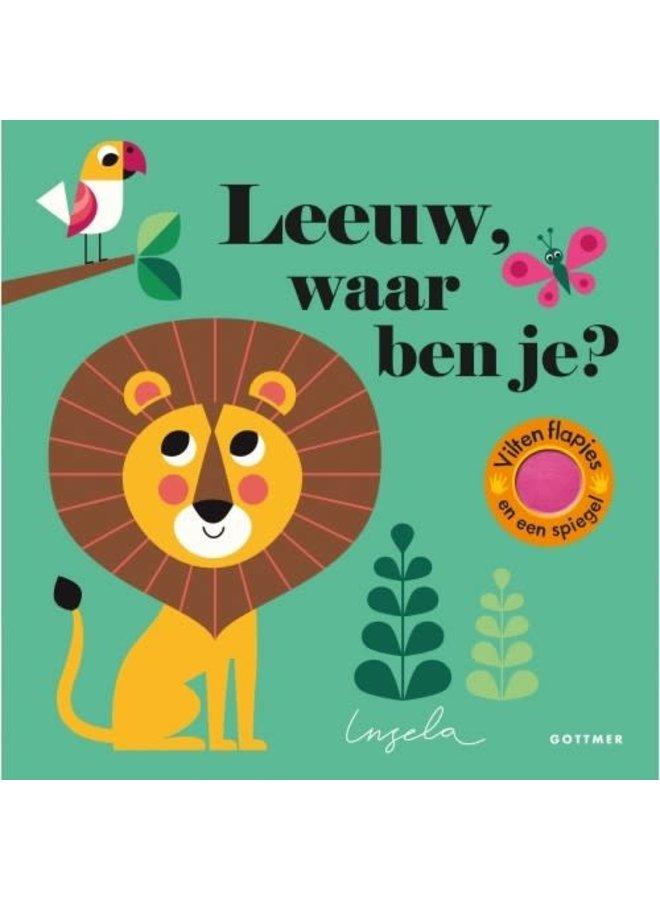 Ingela P. Arrhenius - Leeuw, waar ben je?