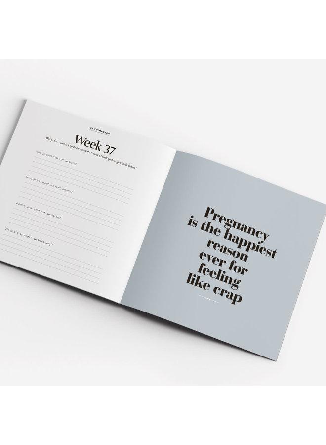 Invulboek - Negen Maanden