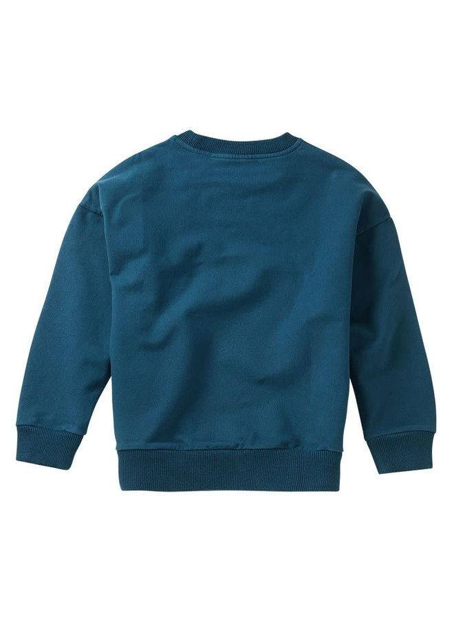 Sweater Teal Blue