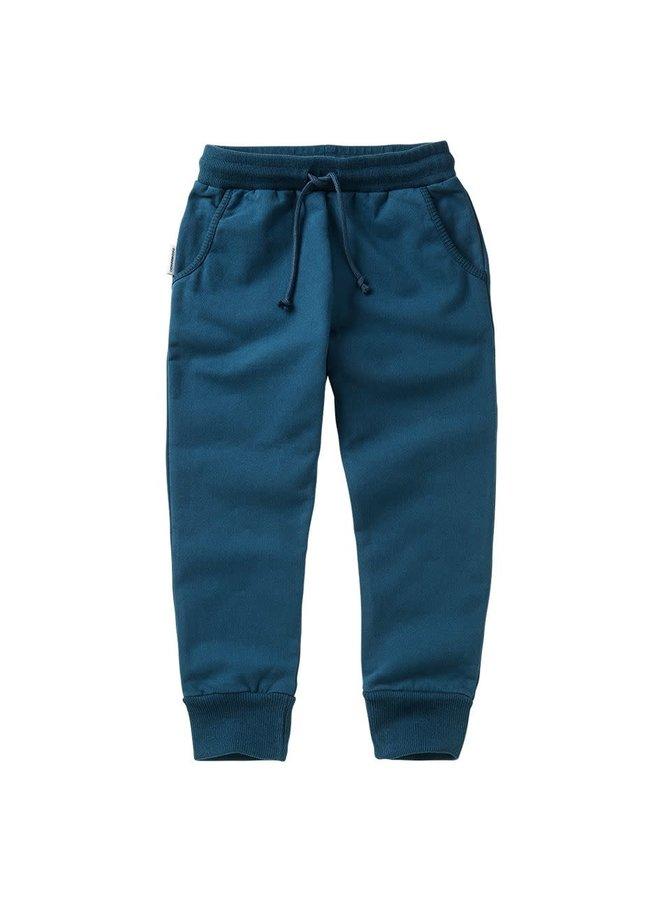 Slim Fit Jogger Teal Blue