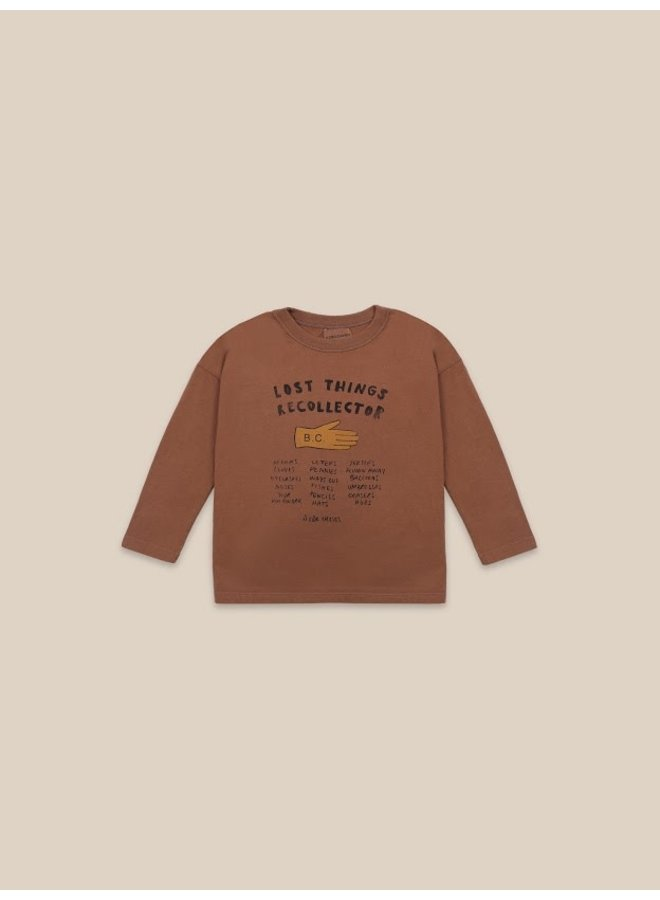 Lost Thing Recollector Long Sleeve