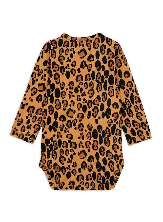 Basic leopard ls body - Chapter 1 - Beige