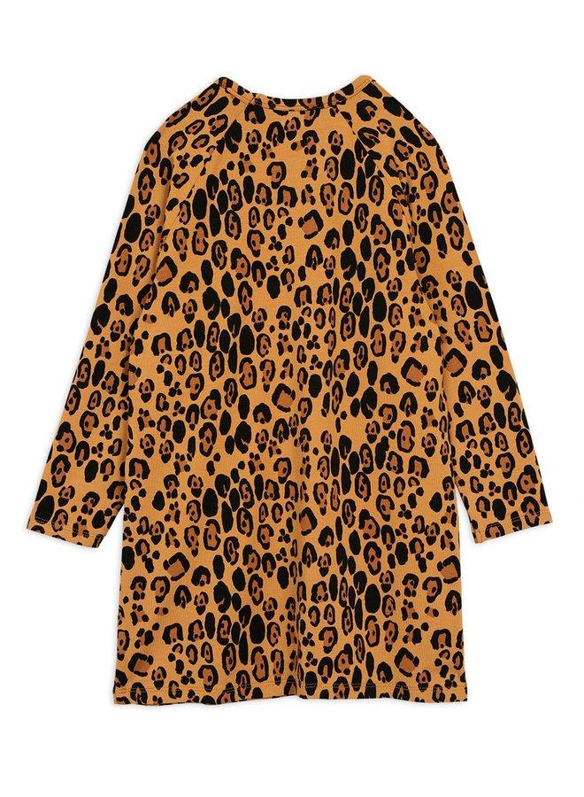 Basic leopard ls dress - Chapter 1 - Beige