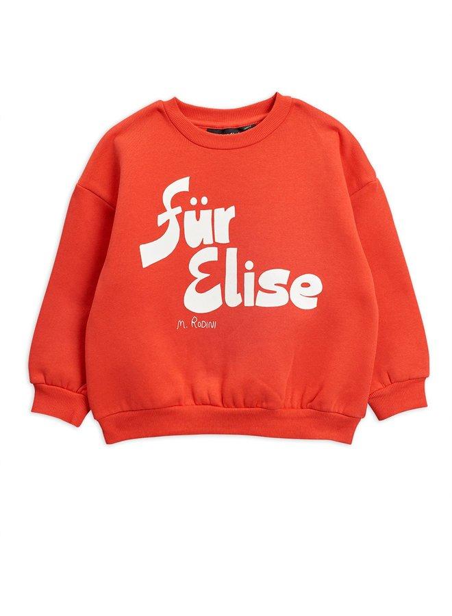 Für Elise sp sweatshirt - Chapter 1 - Red