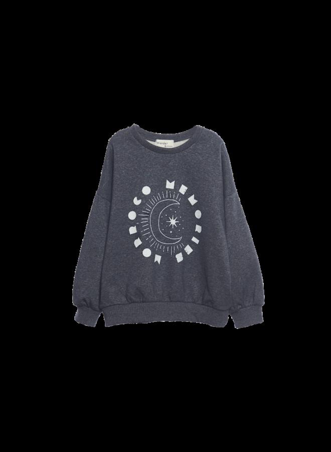 Morrocco Memories Sweatshirt - charcoal heather