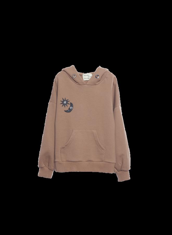 Hoodie Sweatshirt - caramel