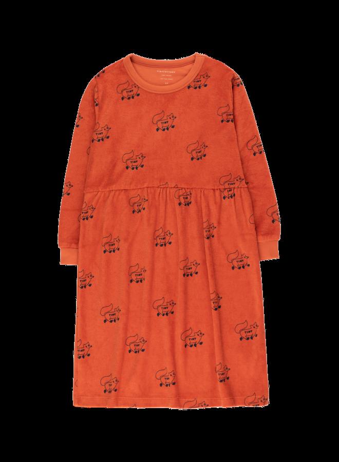 Foxes Dress - Sienna / Navy