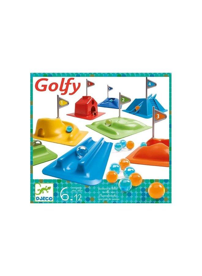 Knikker Golfspel - DJ02001