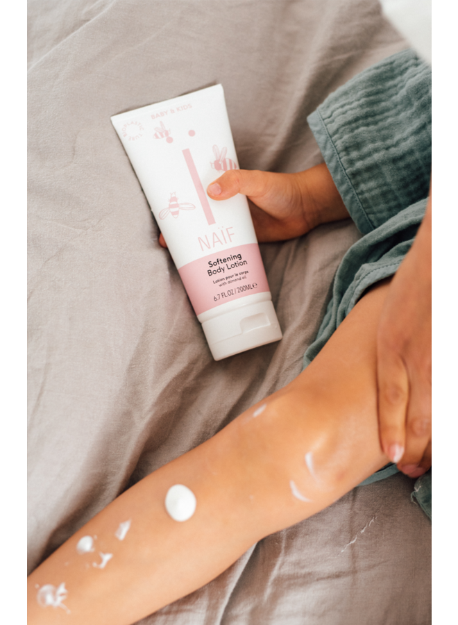 Naif - Softening Body Lotion