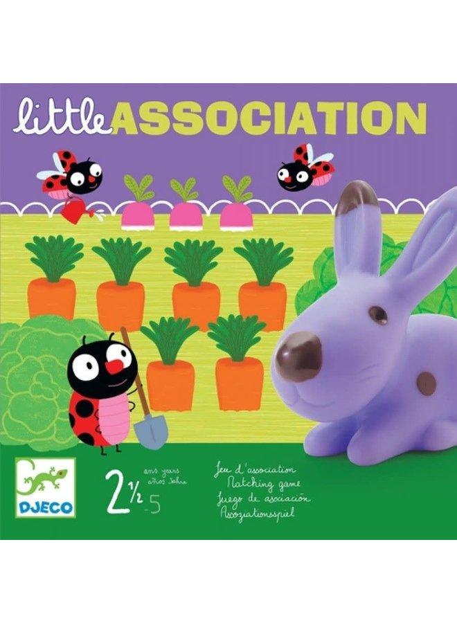 Little association - DJ08553