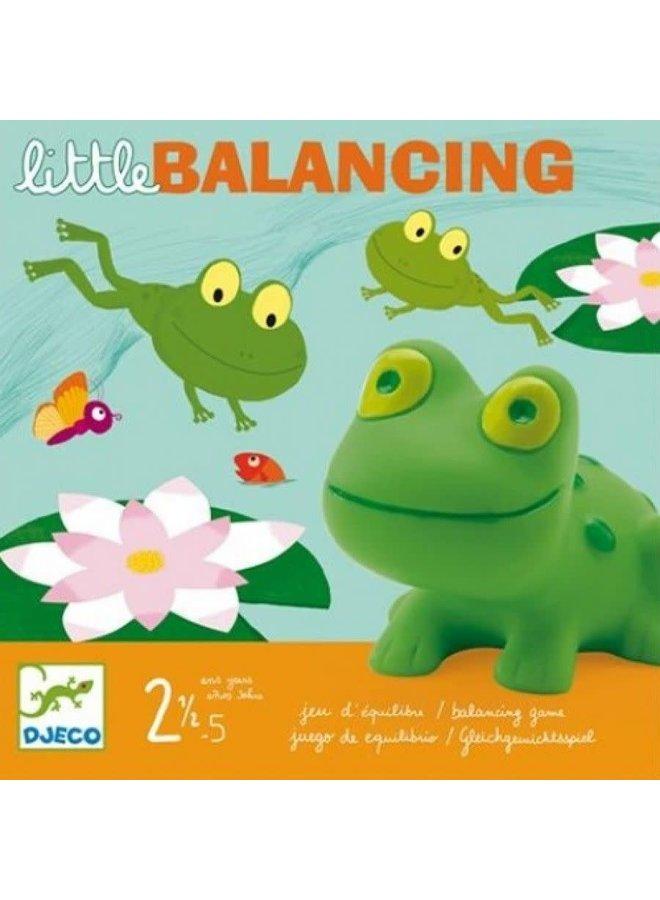 Little Balancing - DJ08554