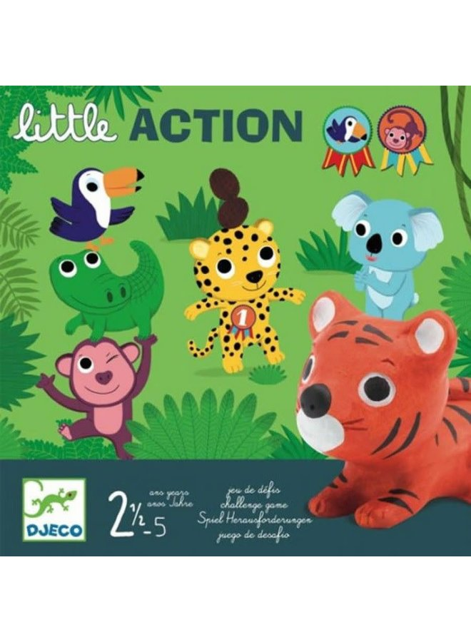 Kaartspel Little Action - DJ08557