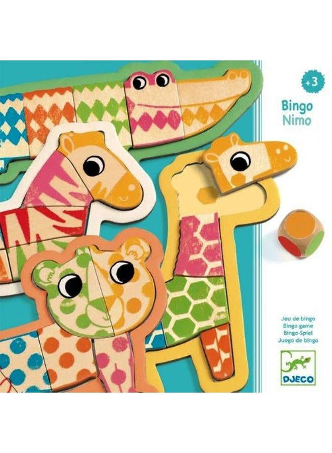 Djeco - Bingo Nimo - DJ01661