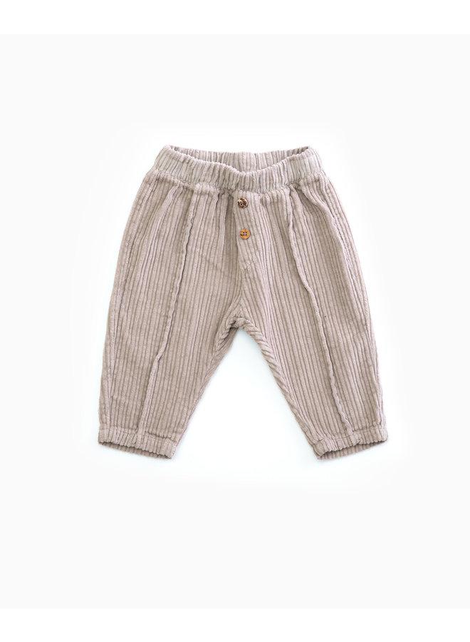 Corduroy Trousers - P8061