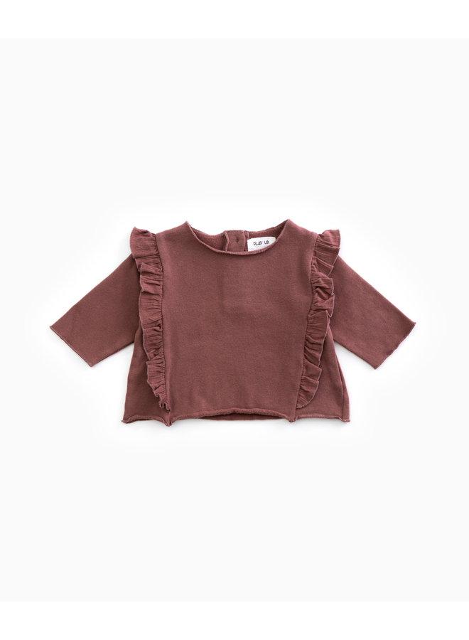 Fleece Sweater - P4112