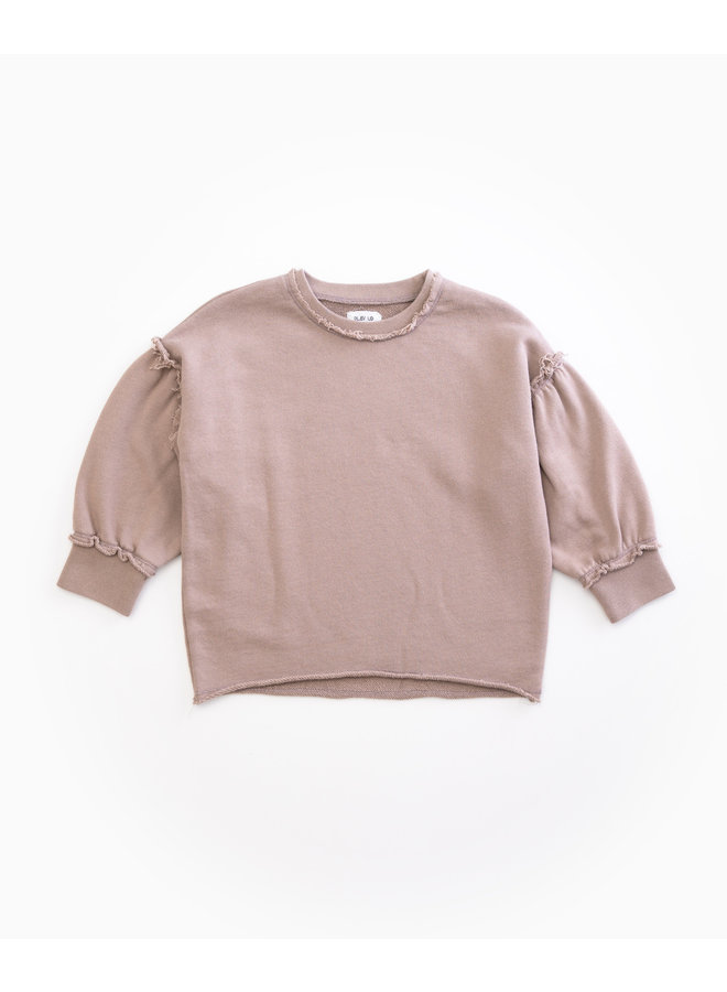 Fleece Sweater - P8061