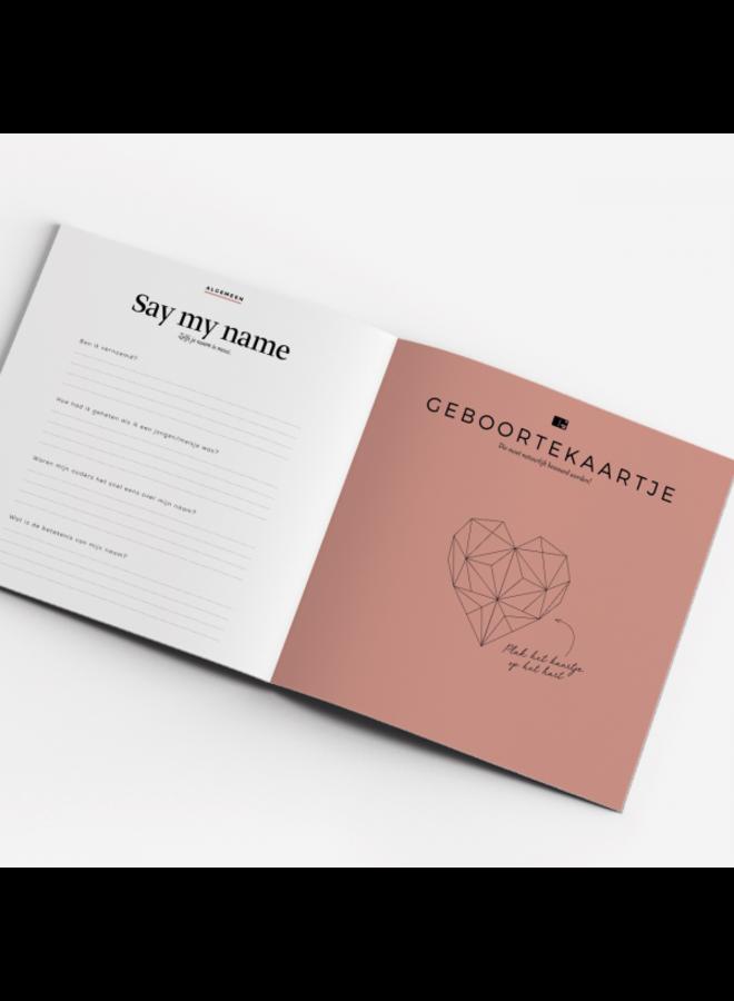 Eerste jaar invulboek – Terra Rose