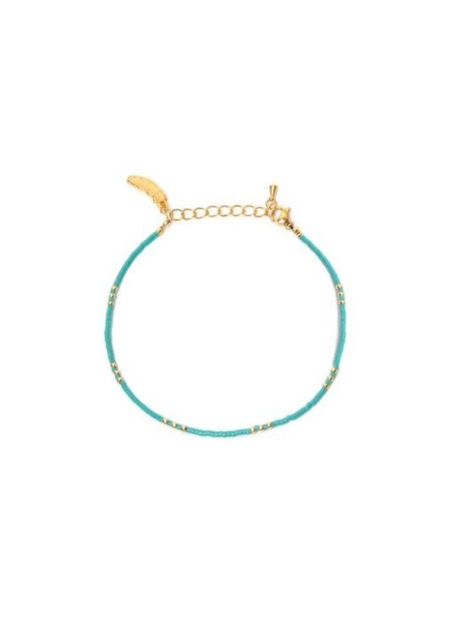 Breeze Anklet Turquoise