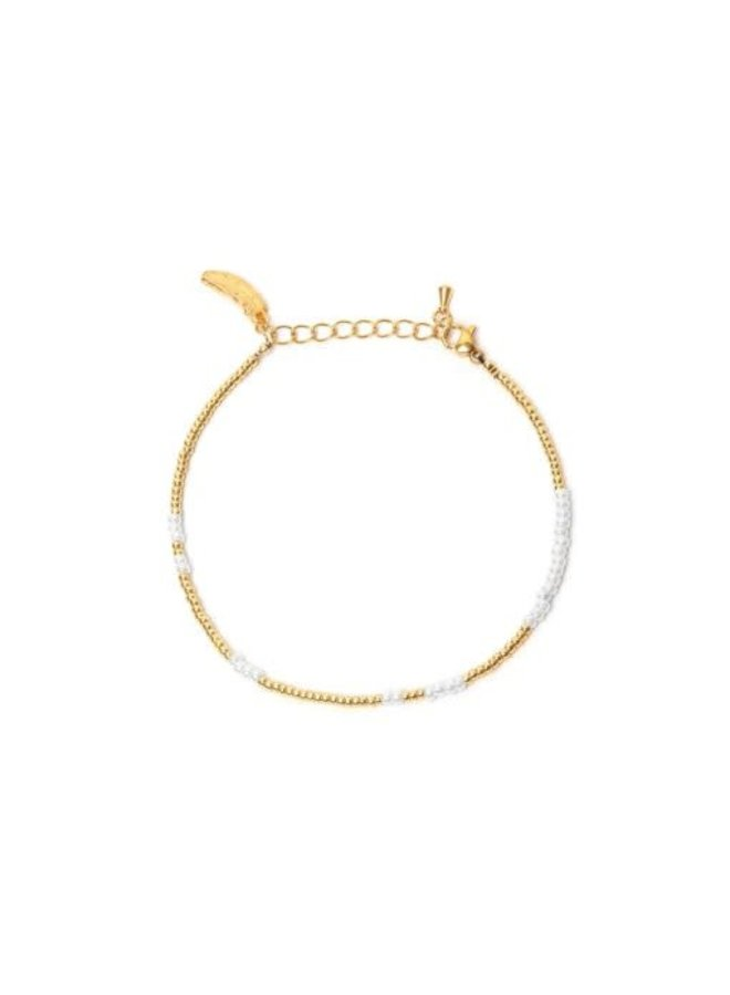 Anna Pearl Anklet
