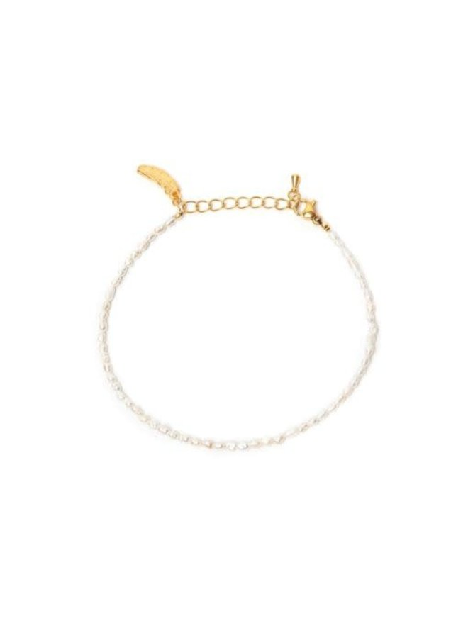 Pearly Dream Anklet