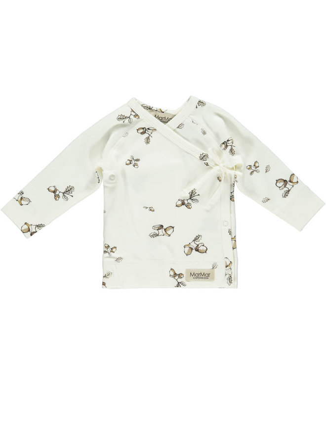 T-shirt LS, Tut Wrap - T-shirt - Acorn Print - 1192