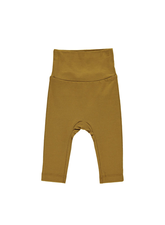 Pants, Piva - Pants - Golden Olive - 03569