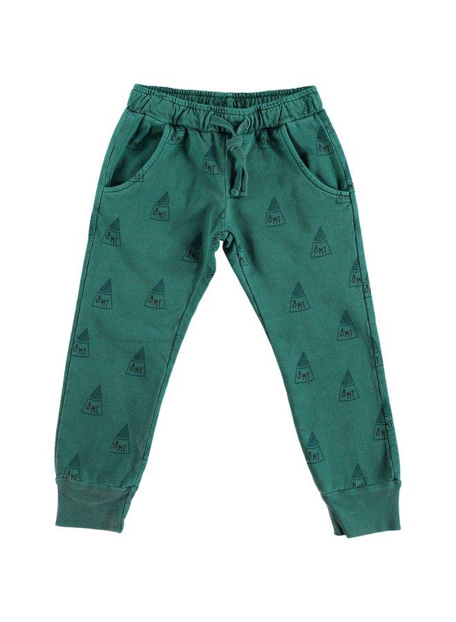 Baggy fleece trousers bmt - Greenlake