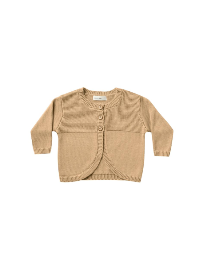 Knit Cardigan - Honey