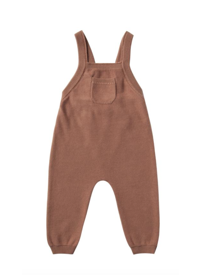 Knit Overall - Clay