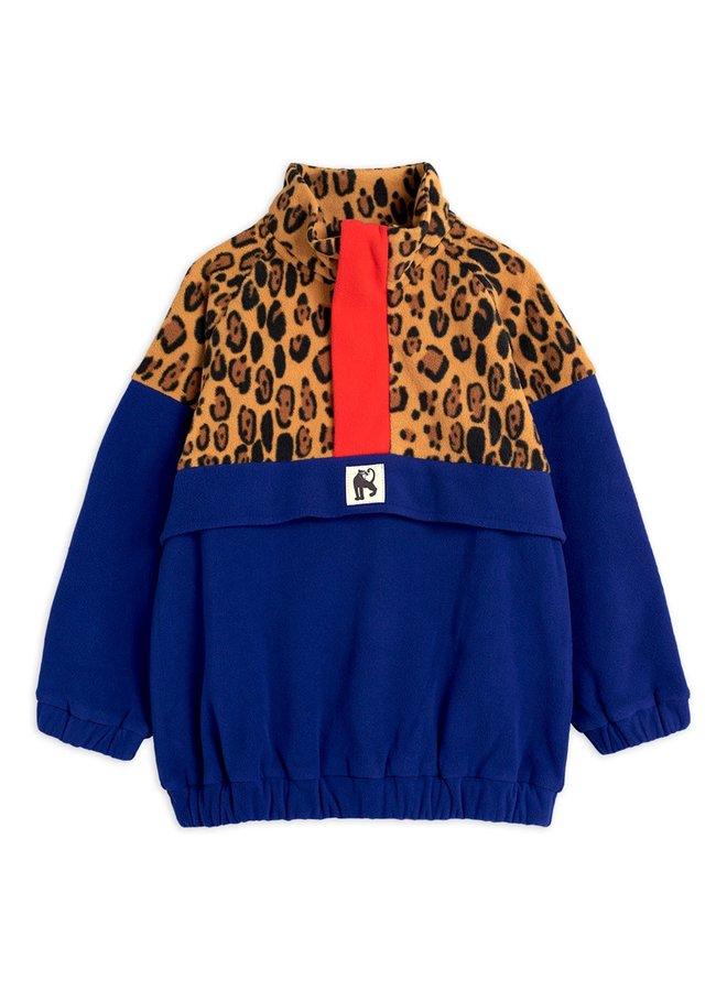 Fleece zip pullover - Chapter 3 - Beige