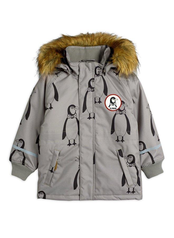 K2 penguin parka - Chapter 3 - Grey