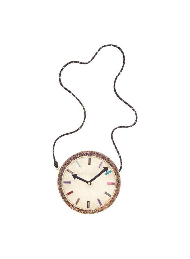 Crazy Clock Bag Multi
