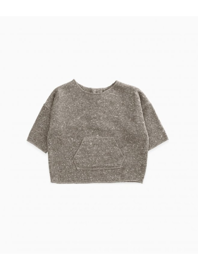 Recycled Jersey Sweater - P8061