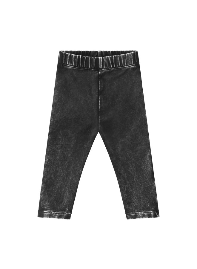 Stonewash - Legging - Charcoal