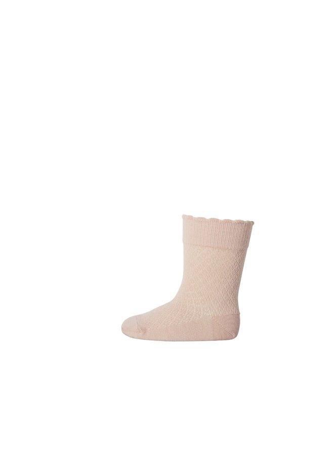MP Denmark - Ankle Magda - 853 - Rose dust