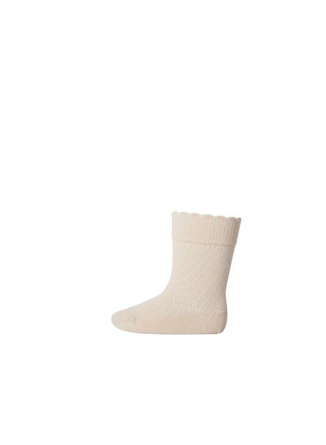 Ankle Magda - 4109 - Ecru
