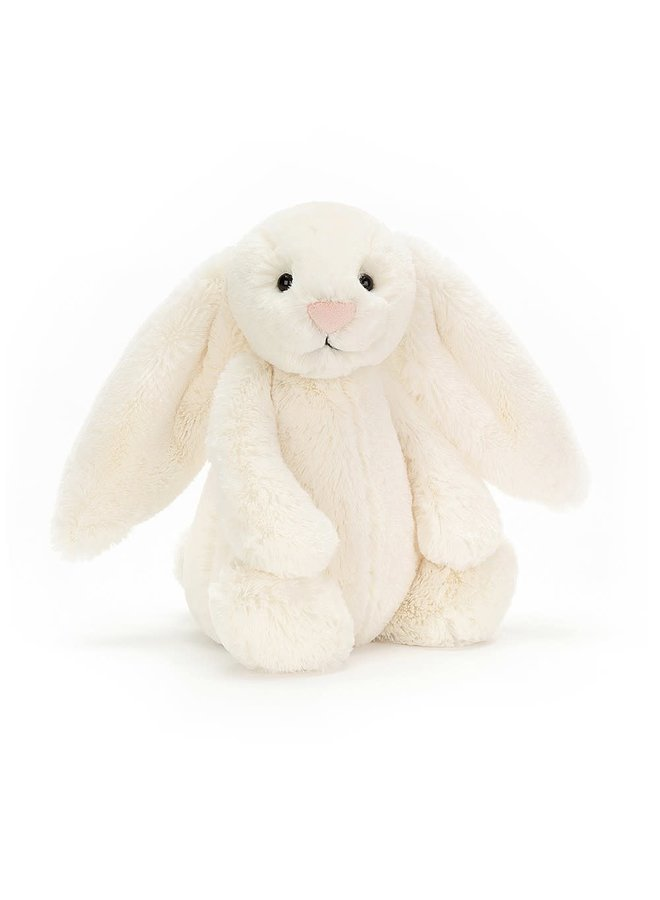 Jellycat - Bashful Cream Bunny Small