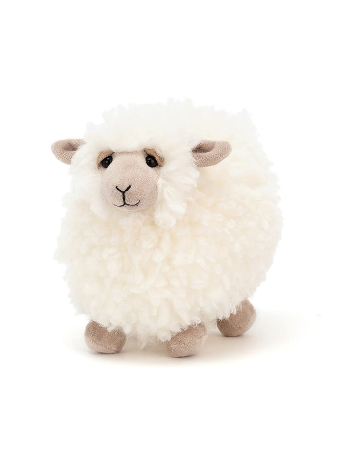 Rolbie Sheep Cream Small