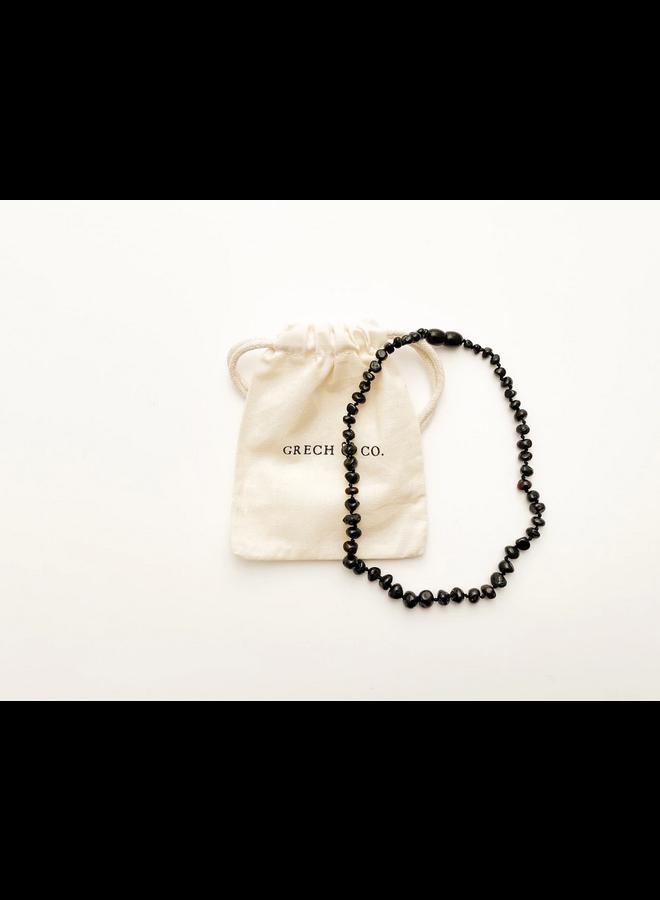 Baltic Amber - Necklace - Wisdom - 008